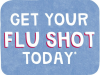 Get your flu immunization shot today!