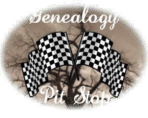 Genealogy Pit Stop